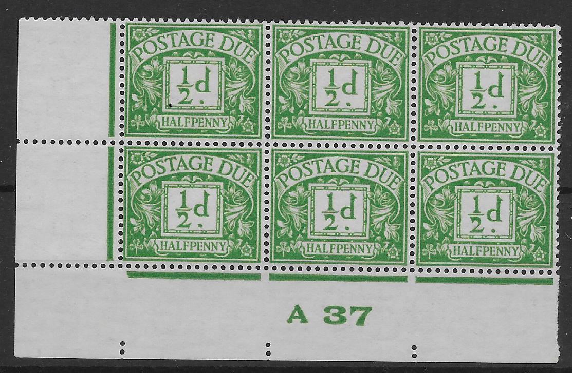 george vi high stamp set unmounted mint